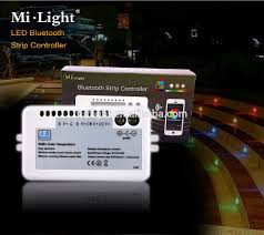 mi light sale mini rgb led controller bluetooth strip light