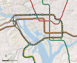 Map Dc Map Of D C Metro Expansion Plans Unveiled News Planetizen