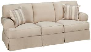 Slipcovered Sleeper Sofa Synergy Montague Synergy Montague Queen Sleeper Sofa With