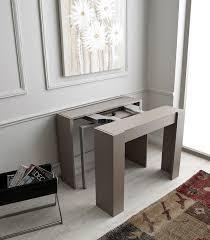tavoli console tavolo consolle allungabile adam rovere duzzle
