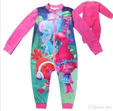 cker trolls costume fashion 3 11t sleeve cloth