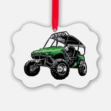 atv ornament cafepress