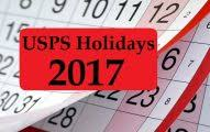 does ups fedex and usps deliver on thanksgiving day 2017