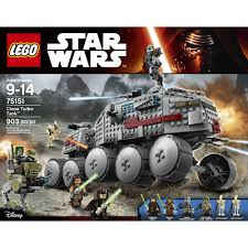 lego star wars clone turbo tank 75151 walmart com