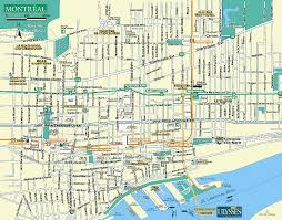 Boston Visitor Map by Canada Map Tourist Attractions Travel Map Vacations