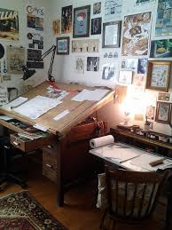 Light Up Drafting Table A Desk For Every Occasion Desks Studio And Box