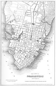 Map Of Charleston South Carolina 19th Century U S Immigration Statistics