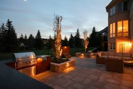 Outdoor Kitchen Lighting Ideas Kitchen Kitchen Lamps Outdoor Kitchen Appliances Contemporary