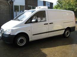 mercedes vito vans for sale mercedes refrigerated vans glacier vehicles