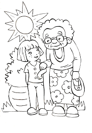 lds coloring pages the sun flower pages