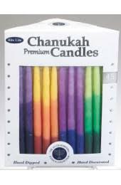 channukah candles premium chanukah candles tri color c 29 mn2 170x260 jpg
