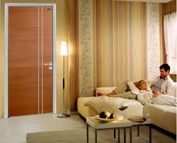 Modern Bedroom Door Designs - wood bedroom door designs