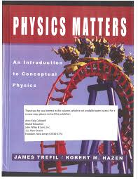 physics matters an introduction to conceptual physics pdf