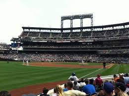 Citi Field Map 30 Stadiums 30 Days Citi Field Idealseat