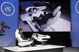 how to shoo car interior at home volvo unveils concept interior for its self driving car with
