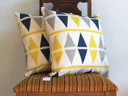 blue and gray sofa pillows popular blue and gray throw pillows with blue grey houndstooth throw