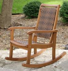 Rocking Chairs For Sale Teak Rocking Chair When You Want To Relax In Style