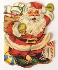 1630 best santa claus images on vintage