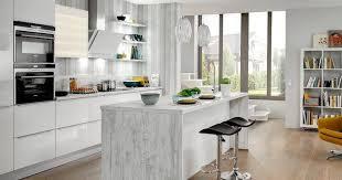 cuisines avec ilot bien choisir îlot de cuisine critère et caractéristiques