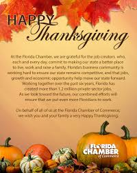 How To Wish Happy Thanksgiving Thanksgiving Messages From Florida U0027s Elected Officials And