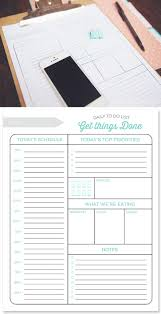 cute daily planner template printable daily to do list and tips for a more productive day free printable daily to do list and quick tips to make the most of your time