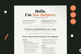 resume modern fonts for logos resume templates thehungryjpeg com