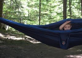 grand trunk parachute nylon double hammock review trail dad