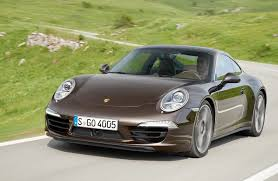 porsche 911 gets sliding glass roof acc and other optionals