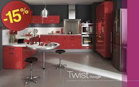 lapeyre cuisine twist cuisine lapeyre twist gris idée de modèle de cuisine