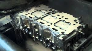 toyota engine repair blown head gasket part 2 youtube