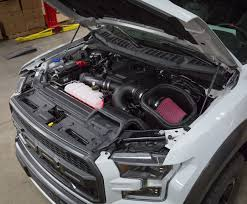 Ford Raptor Exhaust System - 2017 ford f 150 raptor 3 5l v6 roush engine cold air intake system