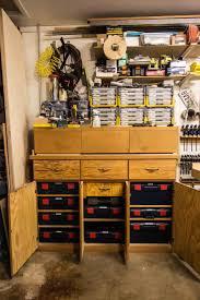 Garage Workshop Designs 100 Workshop Drawers Plans How To Build Diy Nightstand