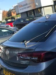 vauxhall insignia trunk in review vauxhall insignia turbo sri vx line