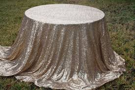 renting tablecloths for weddings i finally got them sequin gold tablecloth picture included in