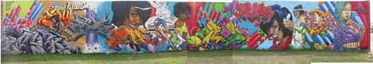 mural portfolio three title stony island soul artist rahmaan statik dred 88 max