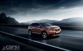 peugeot 3008 2017 2017 peugeot 3008 suv photos cars uk