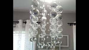 Glass Balls Chandelier Bubble Chandelier Diy Youtube
