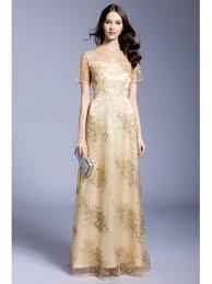gold evening dresses evening dresses gold color gemgrace