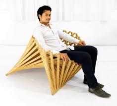 ingenious pop up lattice work coffee table by robert van embricqs