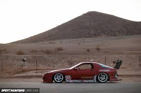 mazda rx7 drift meet street shark the ultimate ricer speedhunters