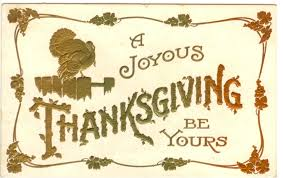 free vintage thanksgiving illustrations for all your festive