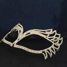 rhinestone masquerade mask rhinestone masquerade mask psst tell a friend is the best new