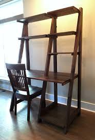 Ladder Desk And Bookcase by Office Boulder Furniture Arts