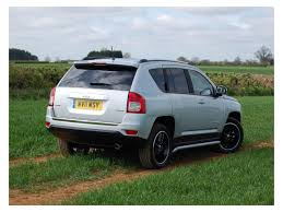 jeep crossover jeep compass 4 4 2007 u2013 review auto trader uk