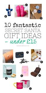 10 fantastic secret santa gift ideas that are all under 15