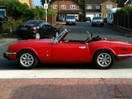 spitfire gt6 engined convertible the car triumph should have