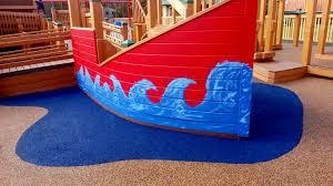 playground and safety rubber flooring installer adventureturf