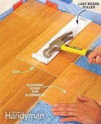guide to installing laminate flooring laying laminate flooring