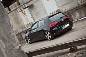new kw kw coilovers for the new volkswagen golf vii