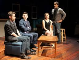 Seeking Zone Review In The Goldilocks Zone At Mill Hill Playhouse Seeking